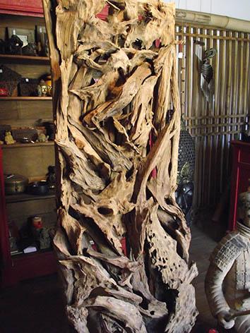 Lil'o bambous - Bois flotté