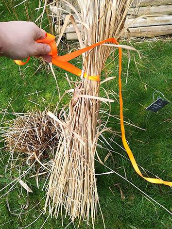 Lil'o bambous - Etape 5 - Ramasser le fagot