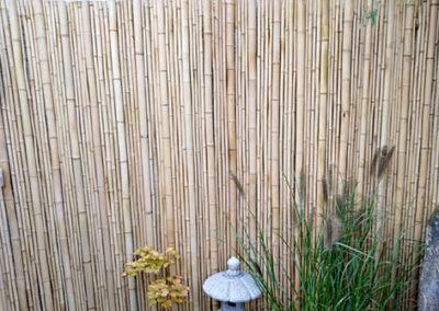 Lil'o bambous - Paravent en bambous naturel